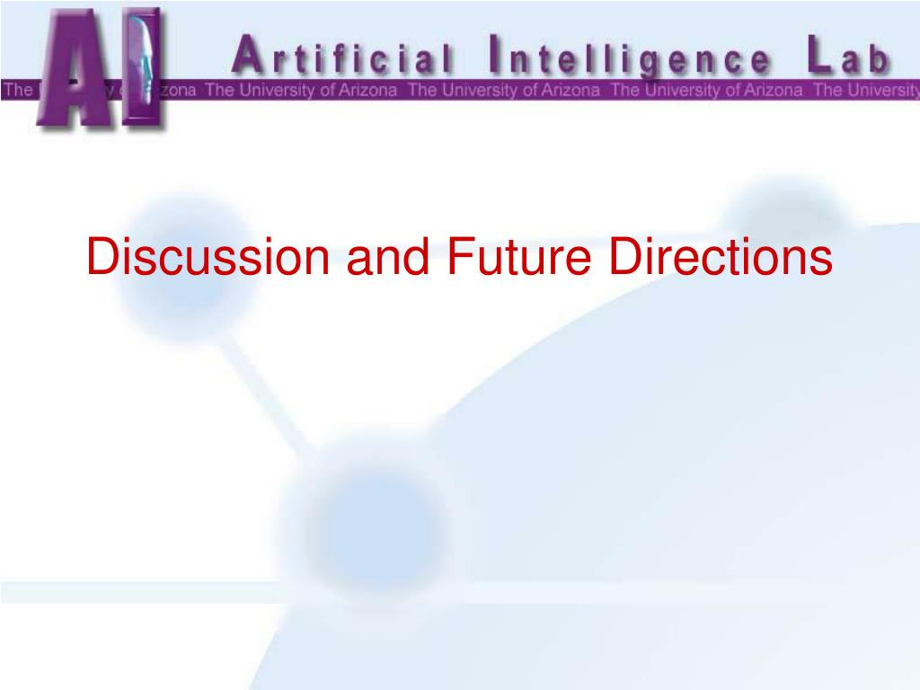 Discussion and Future Directions