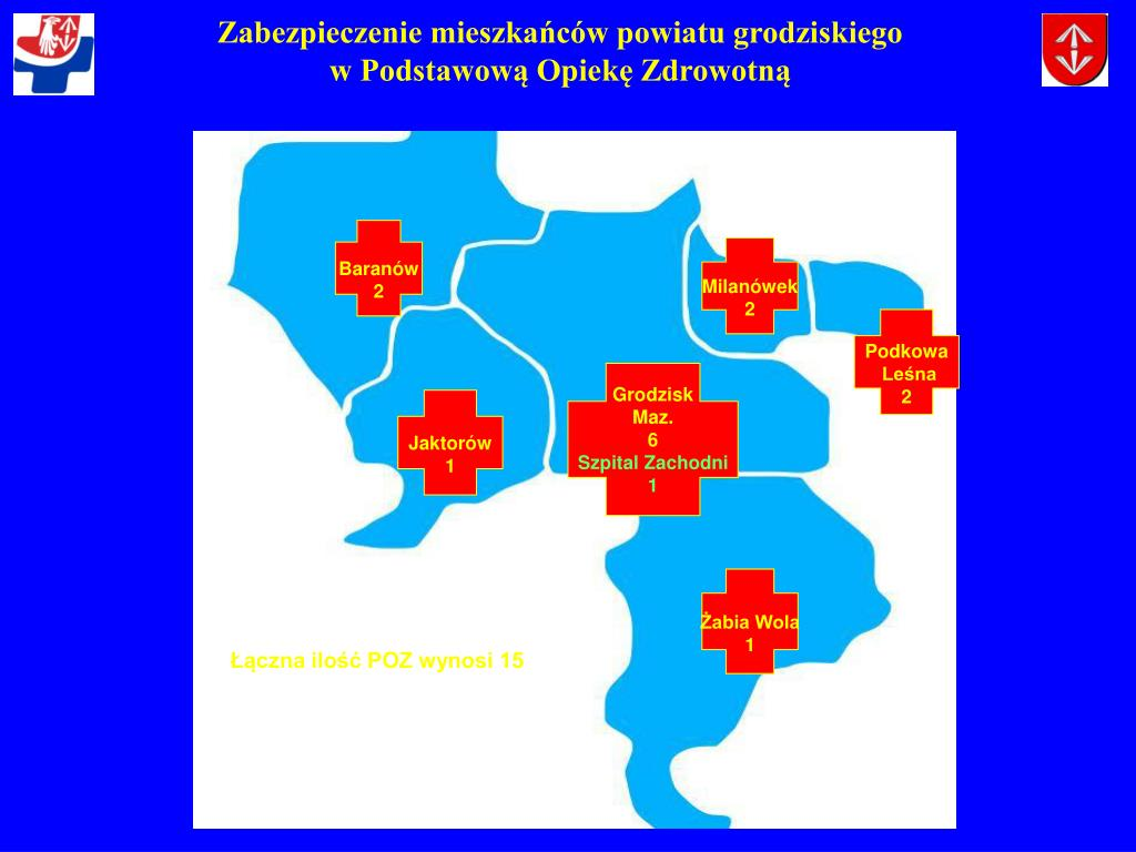 Zabezpieczenie mieszkańców powiatu grodziskiego