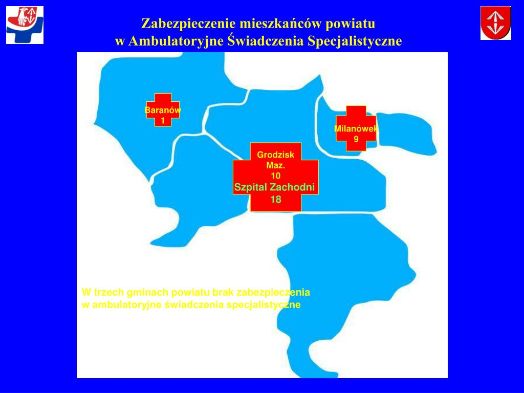 Zabezpieczenie mieszkańców powiatu
