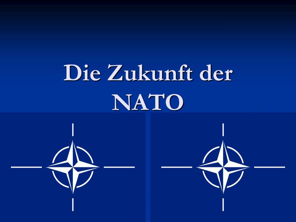 Die Zukunft der NATO