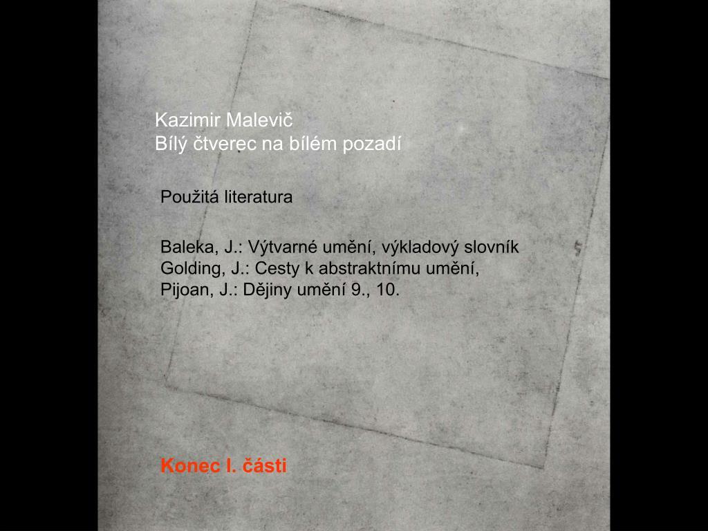 Kazimir Malevič