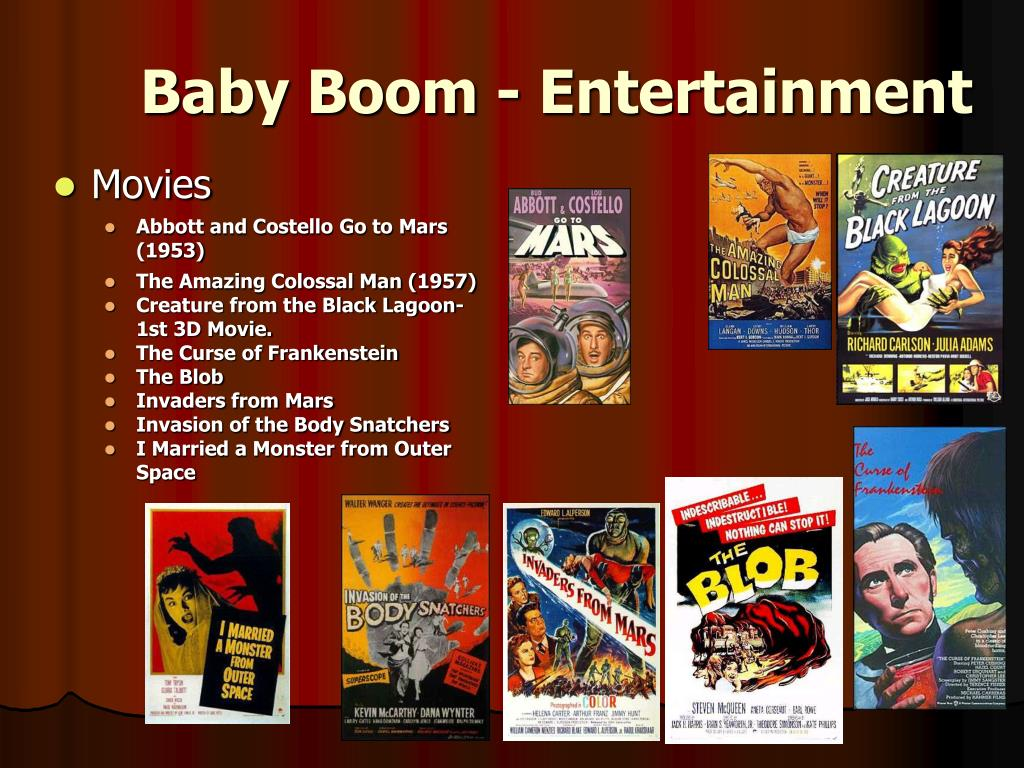 Baby Boom - Entertainment