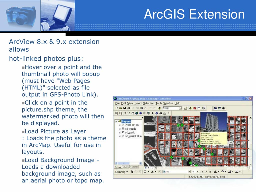 ArcGIS Extension