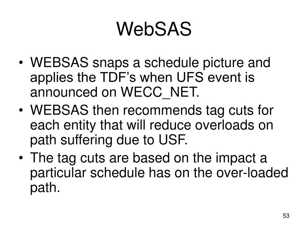 WebSAS