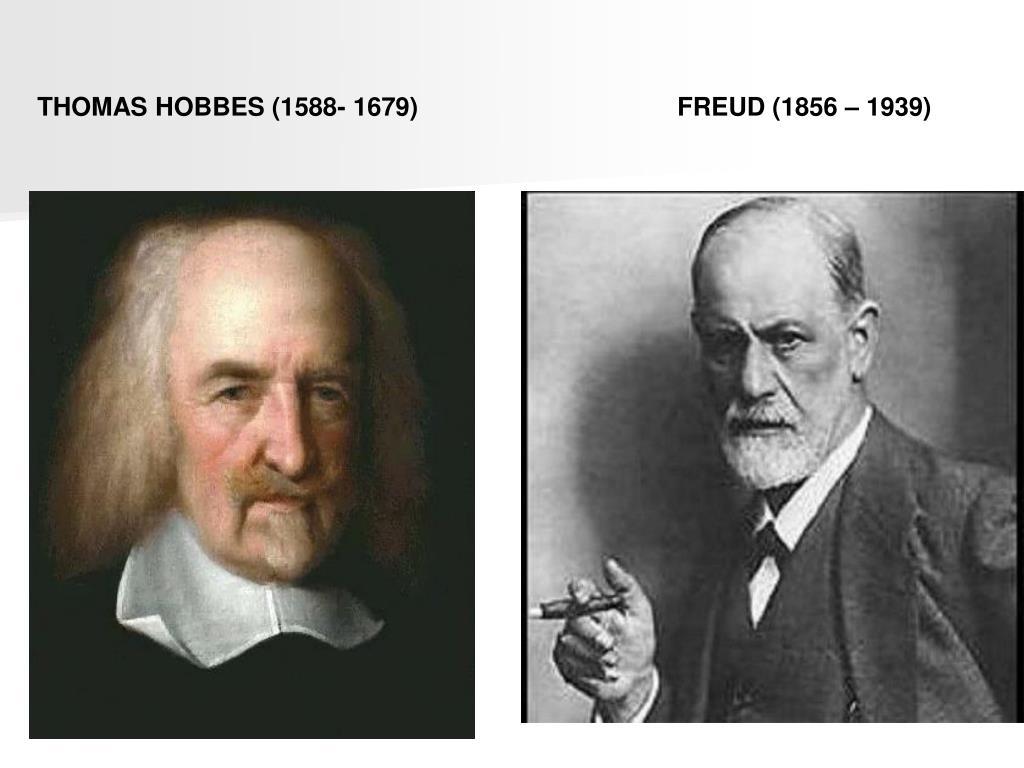THOMAS HOBBES (1588- 1679)