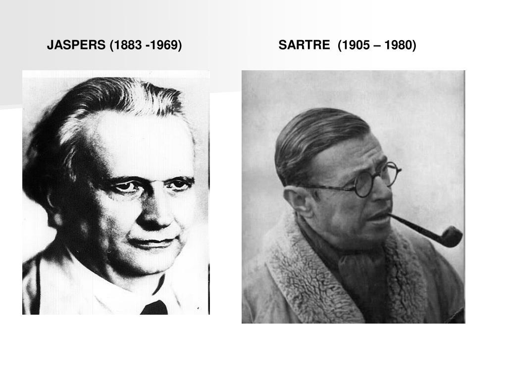 JASPERS (1883 -1969)