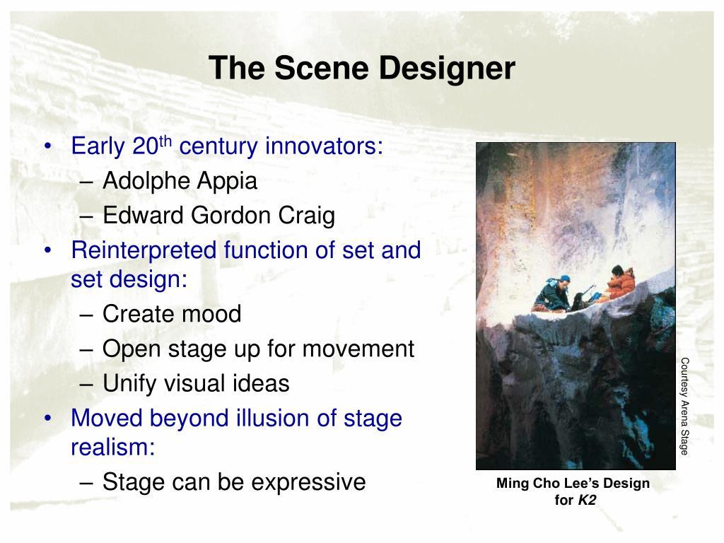 The Scene Designer