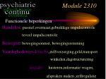 module 231012