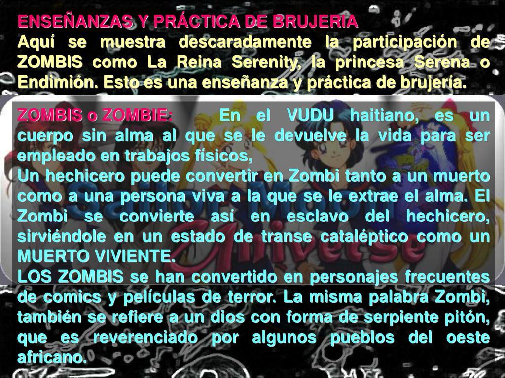 ENSEÑANZAS Y PRÁCTICA DE BRUJERIA