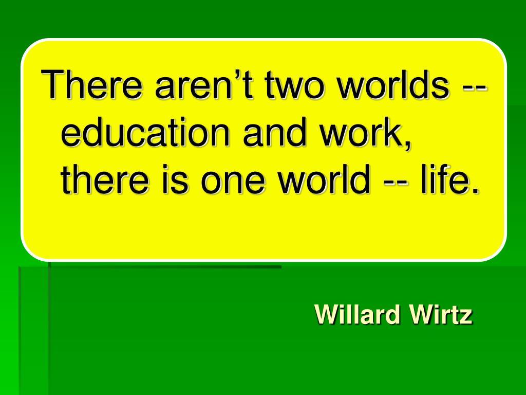 Willard Wirtz