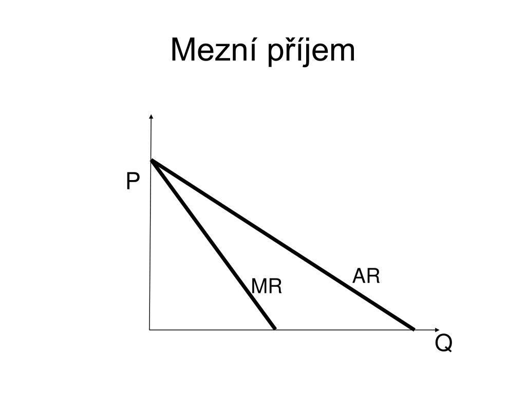 Mezní příjem