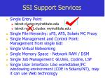 ssi support services