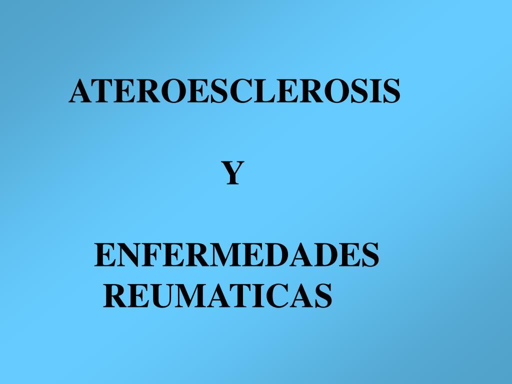 ATEROESCLEROSIS