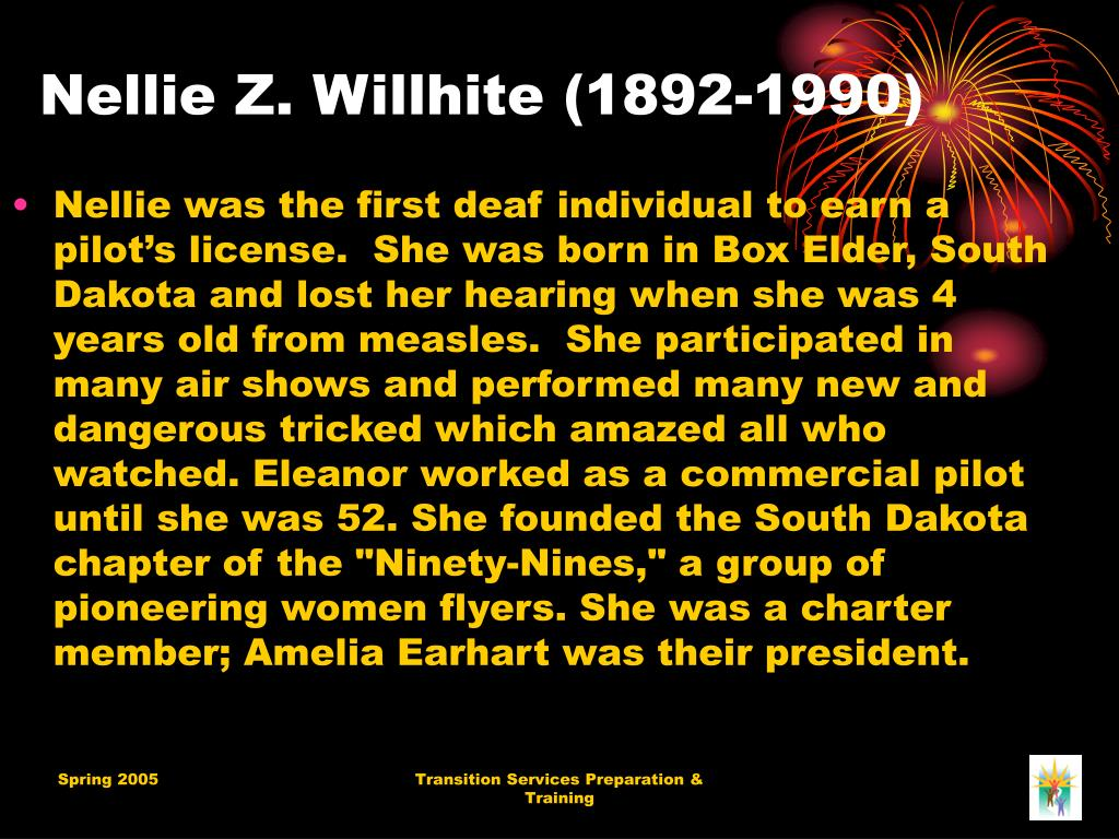 Nellie Z. Willhite (1892-1990)
