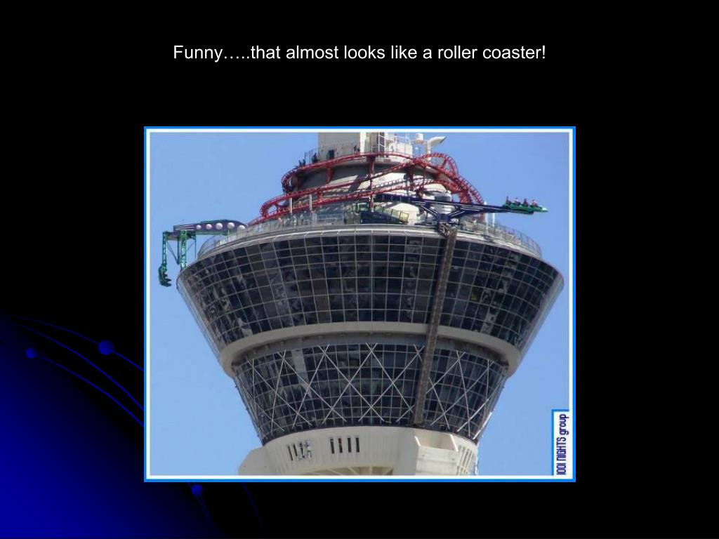 Funny…..that almost looks like a roller coaster!