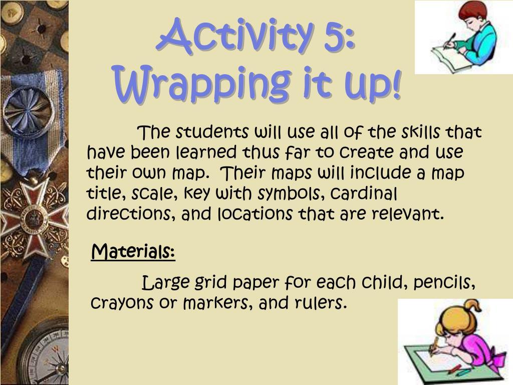 Activity 5: