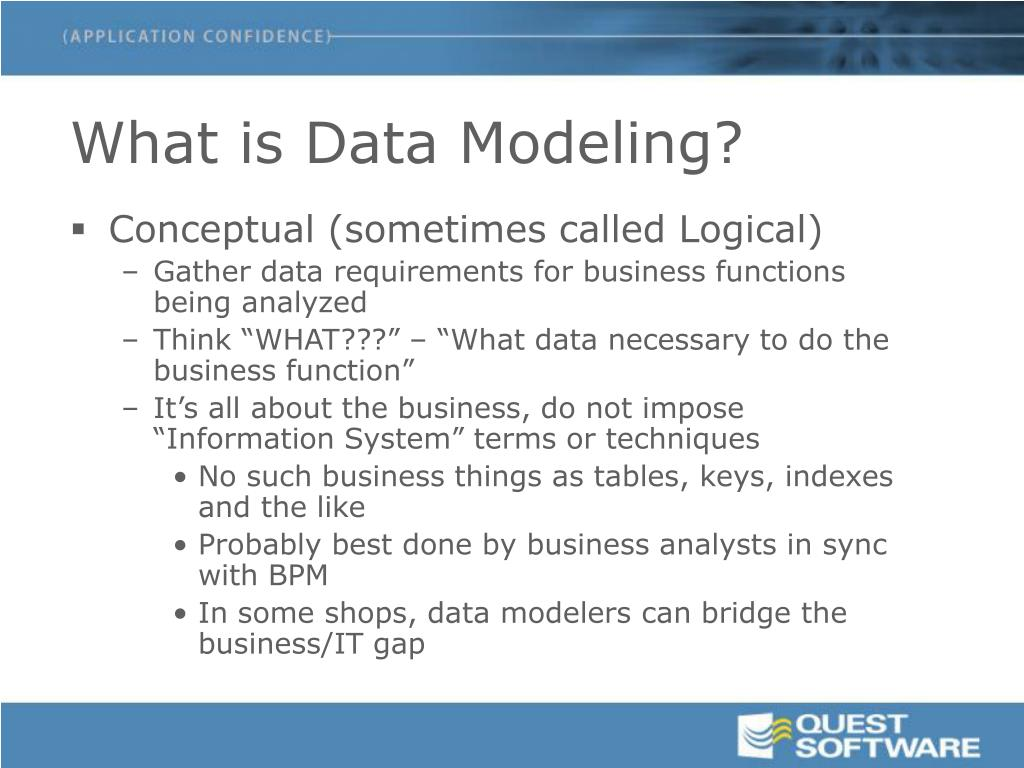 What is Data Modeling?
