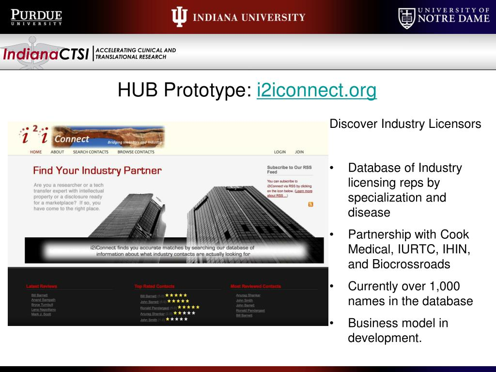 HUB Prototype: