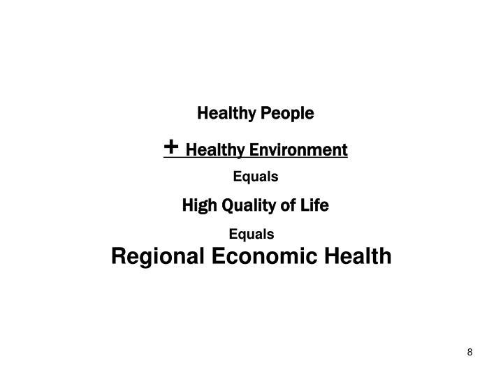 Healthy People
