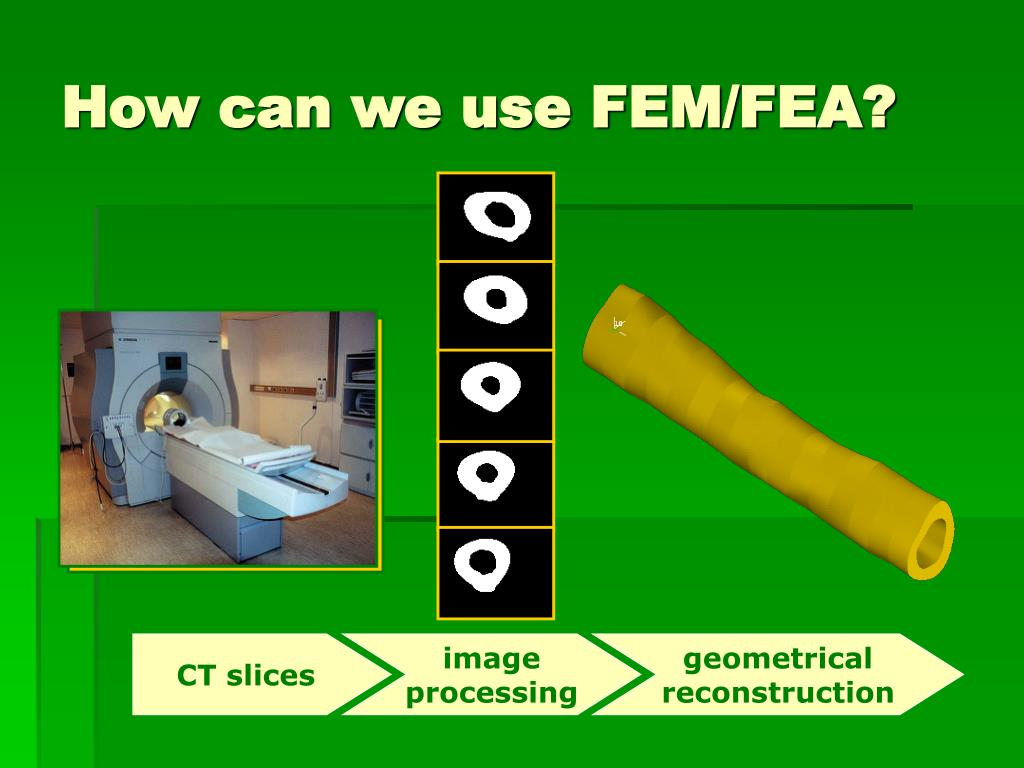 How can we use FEM/FEA?