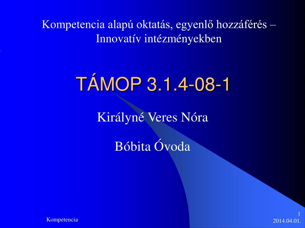 t mop 3 1 4 08 1