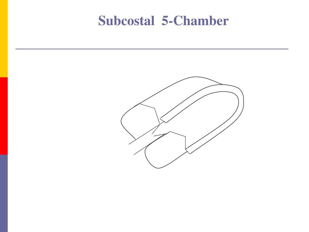 Subcostal  5-Chamber