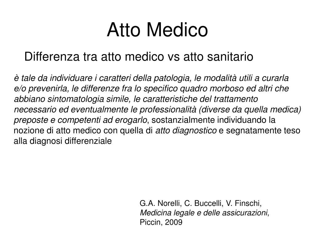 Atto Medico