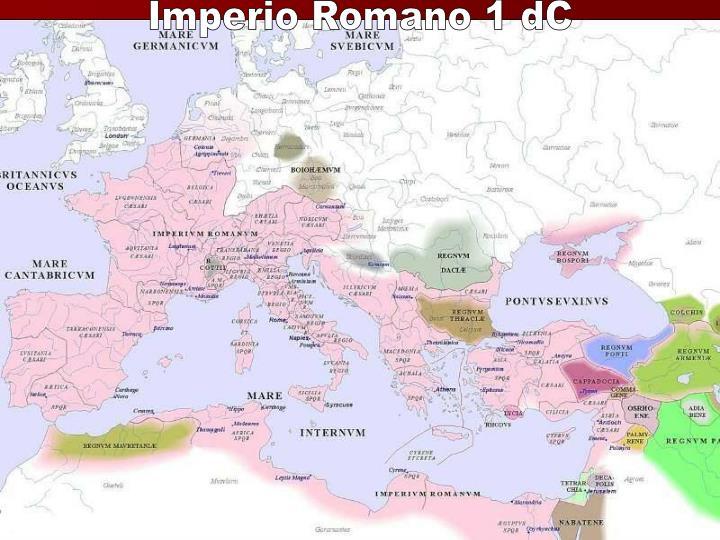 Imperio Romano 1 dC