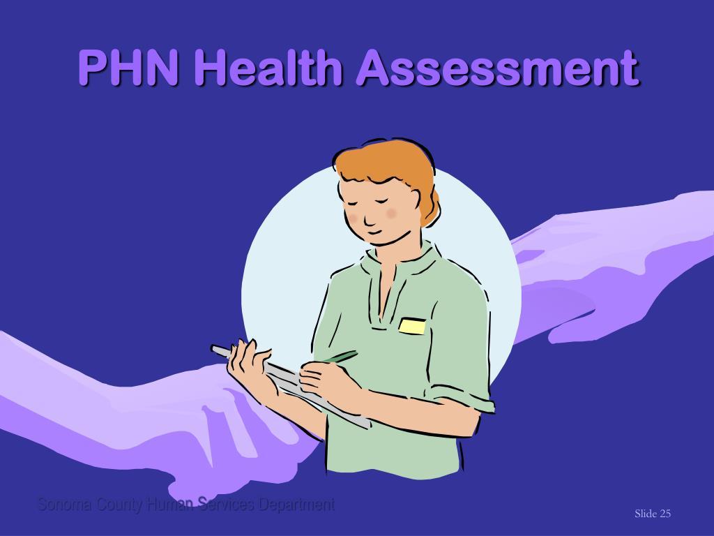 PHN Health Assessment