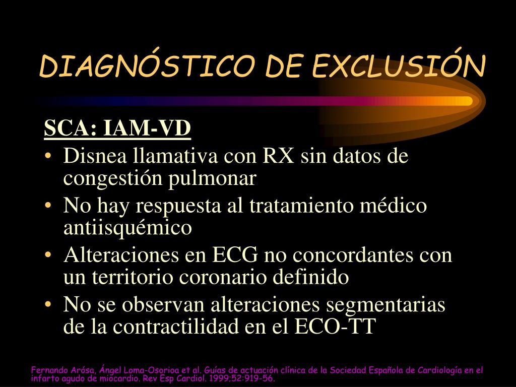 DIAGNÓSTICO DE EXCLUSIÓN