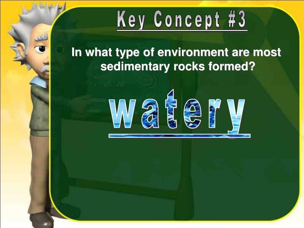 Key Concept #3