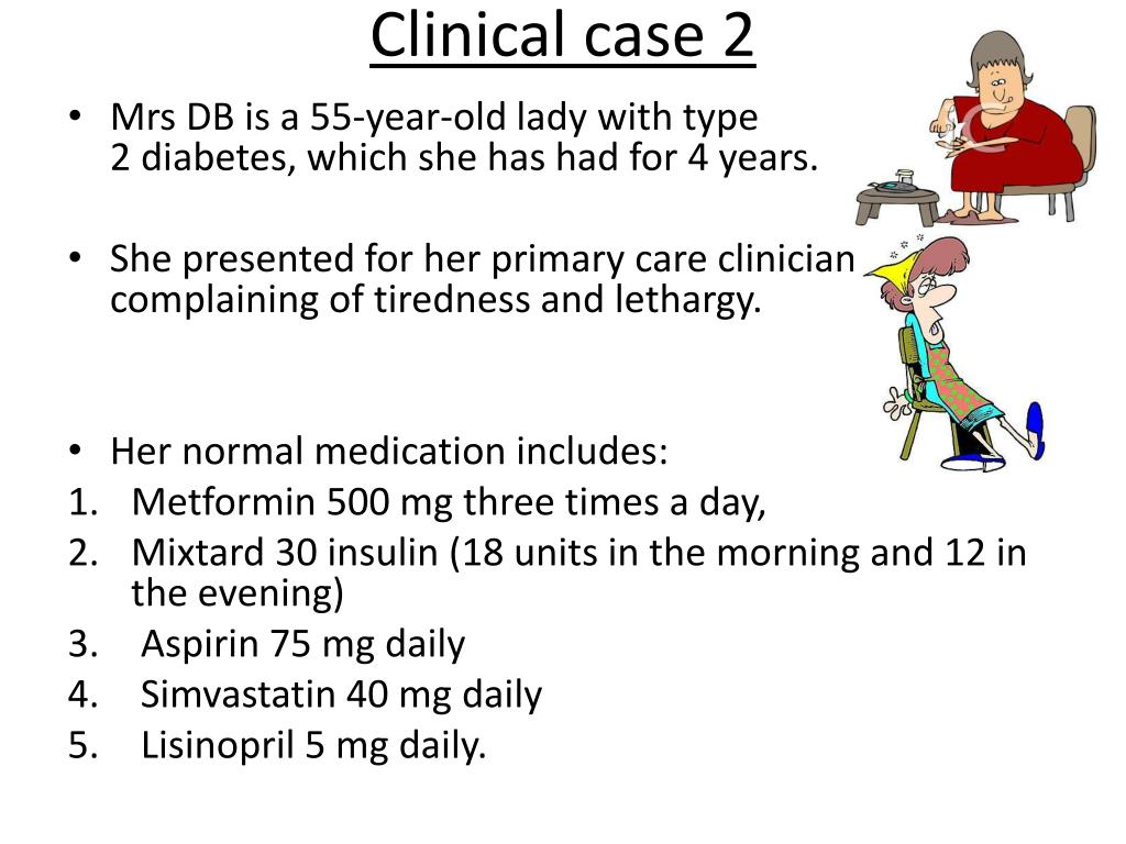 Clinical case 2