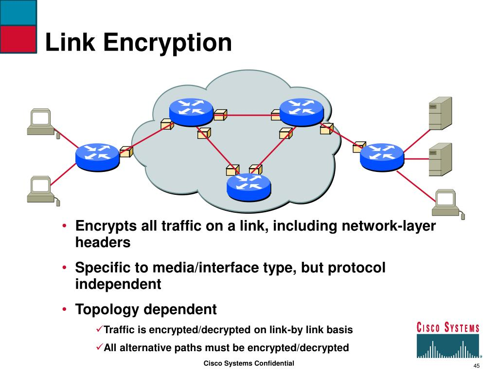 Link Encryption