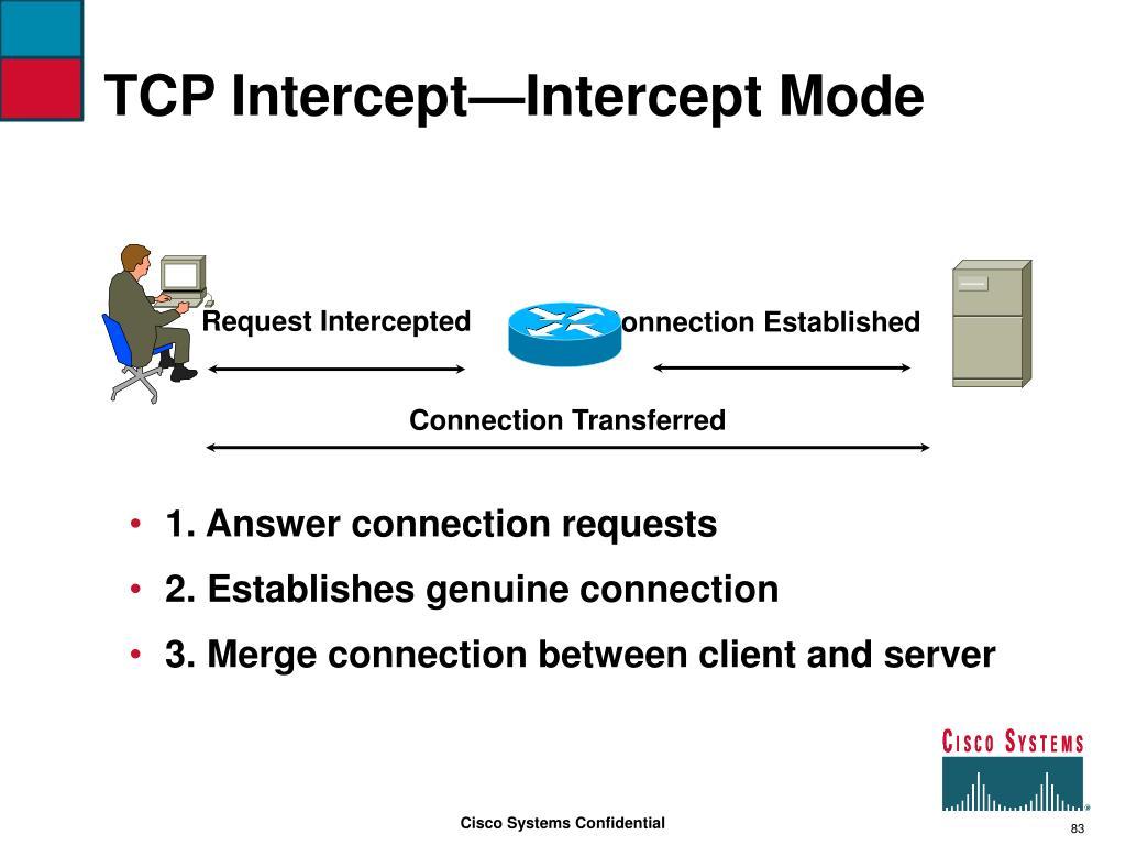 Request Intercepted