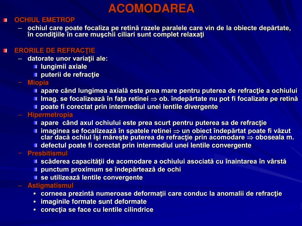 ACOMODAREA