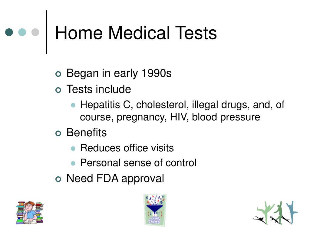 Home Medical Tests