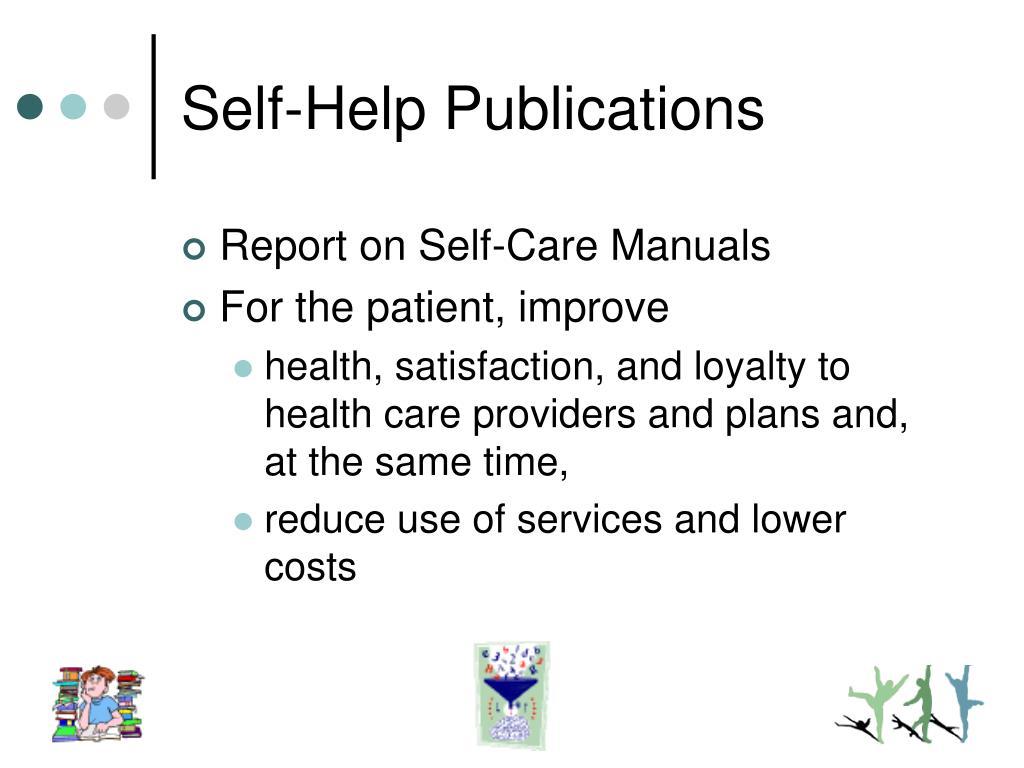 Self-Help Publications