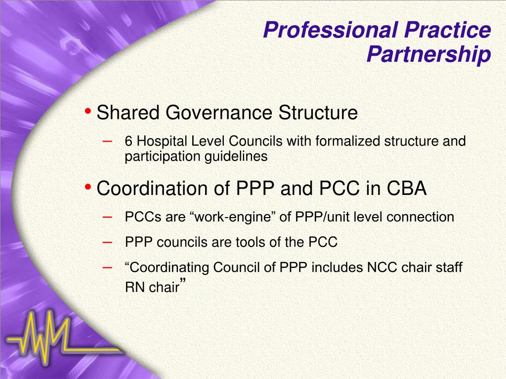 Professional Practice Partnership