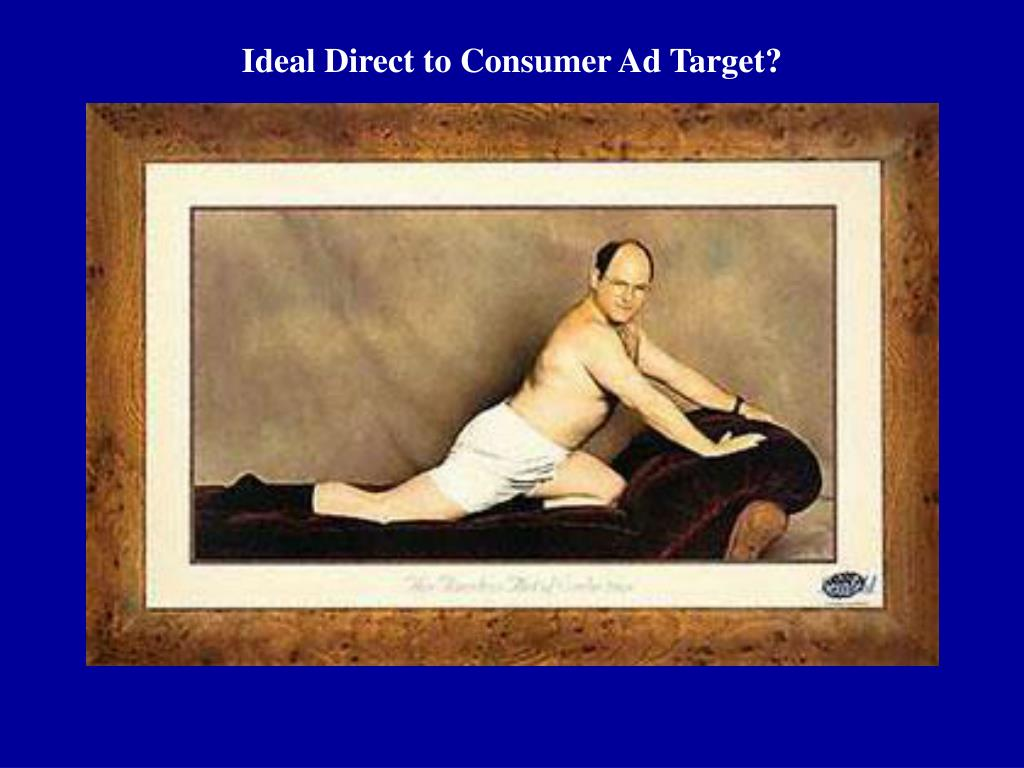 Ideal Direct to Consumer Ad Target?