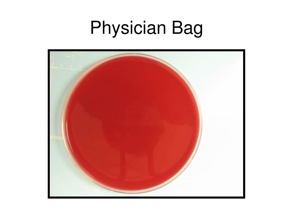 Physician Bag