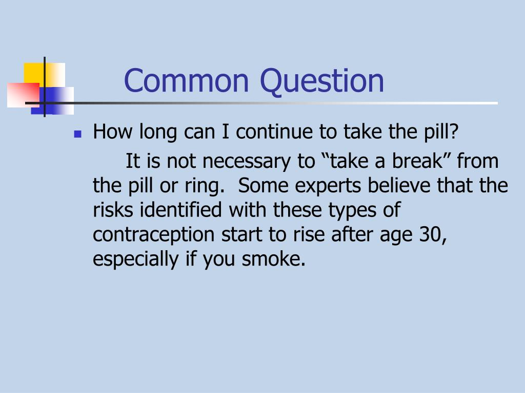 Common Question