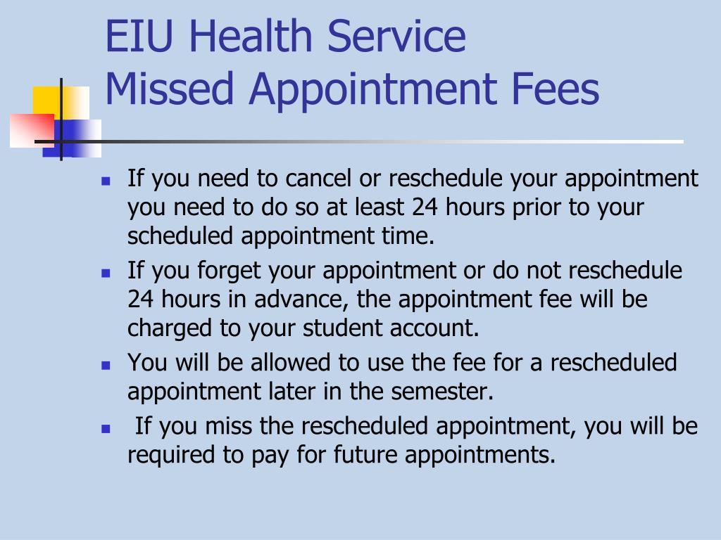 EIU Health Service