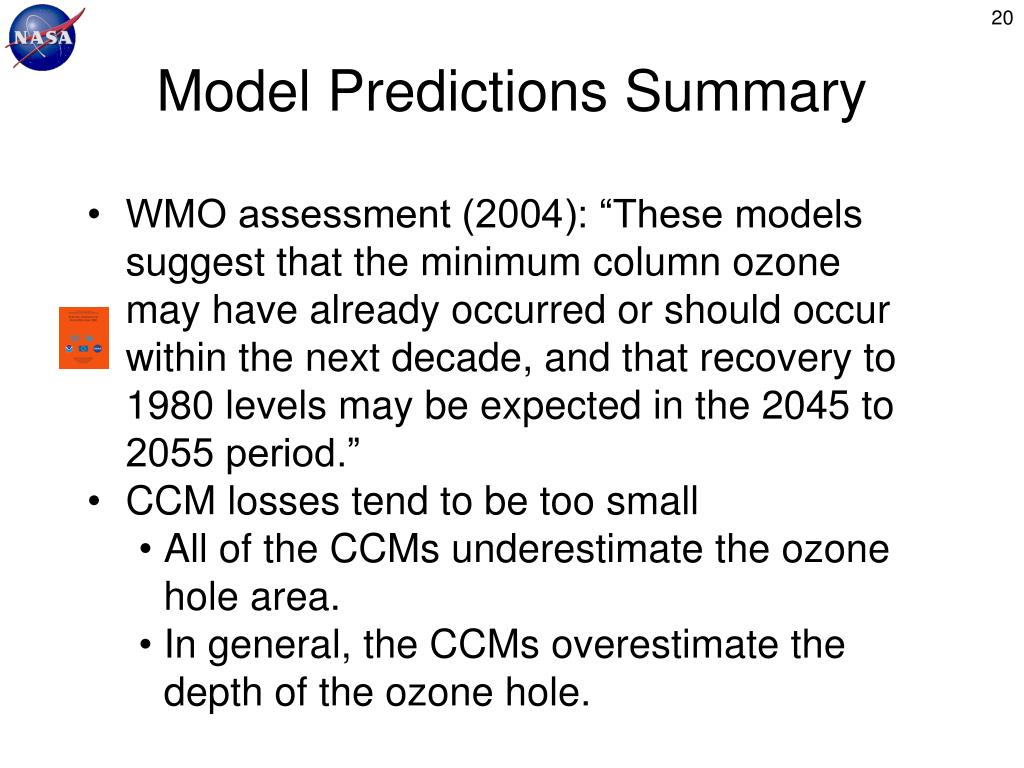 Model Predictions Summary