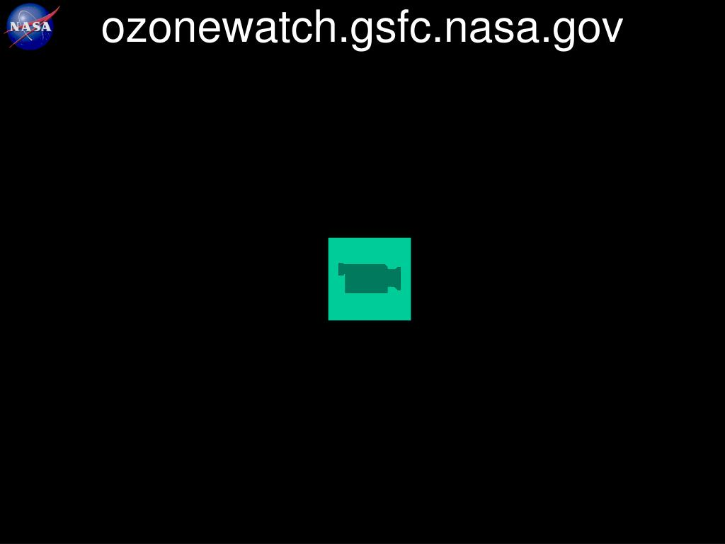 ozonewatch.gsfc.nasa.gov