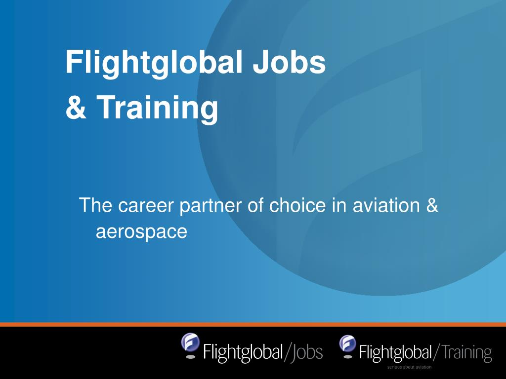 Flightglobal Jobs