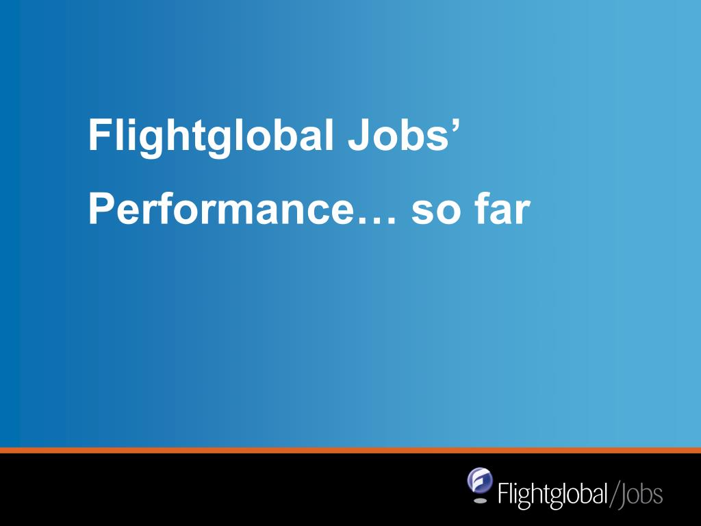 Flightglobal Jobs'