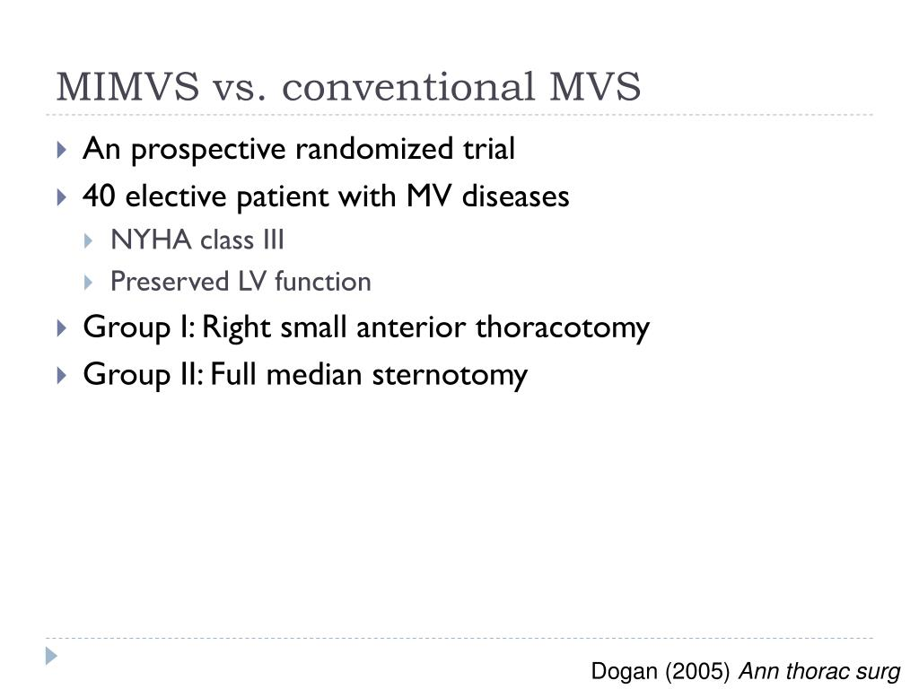 MIMVS vs. conventional MVS