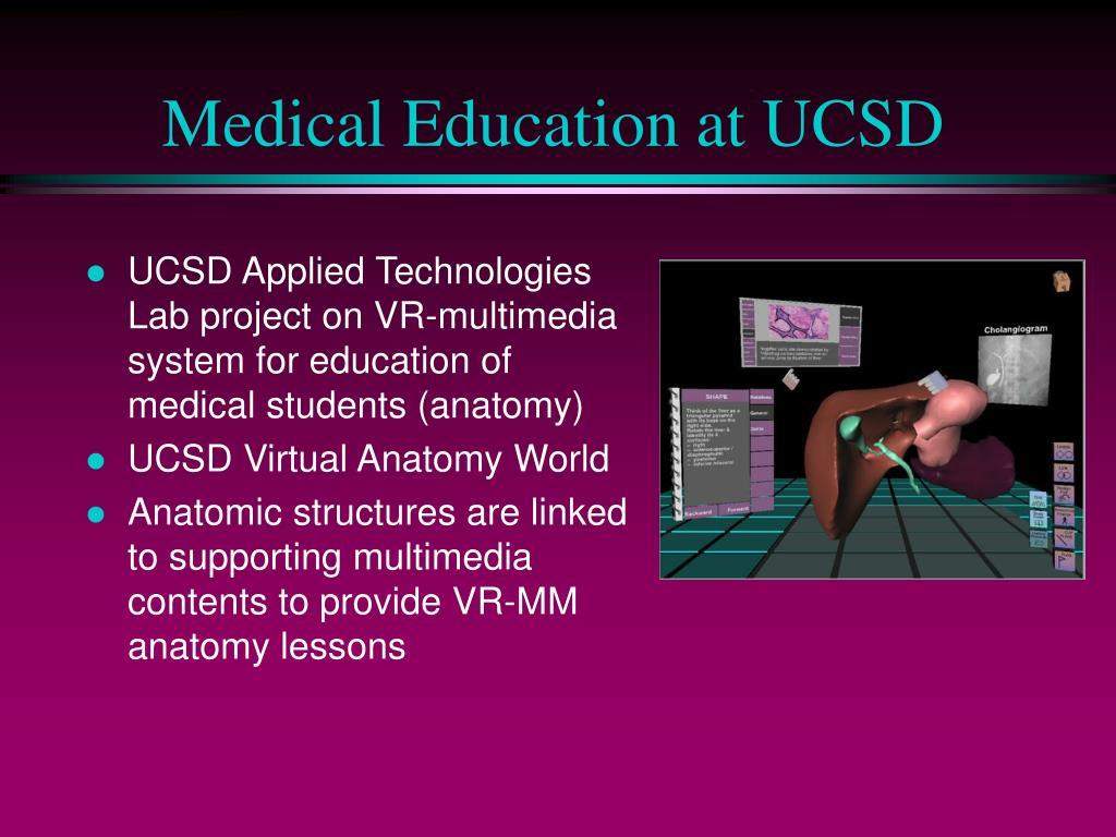 Medical Education at UCSD