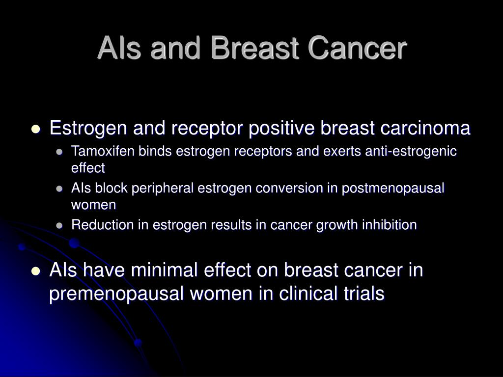 AIs and Breast Cancer