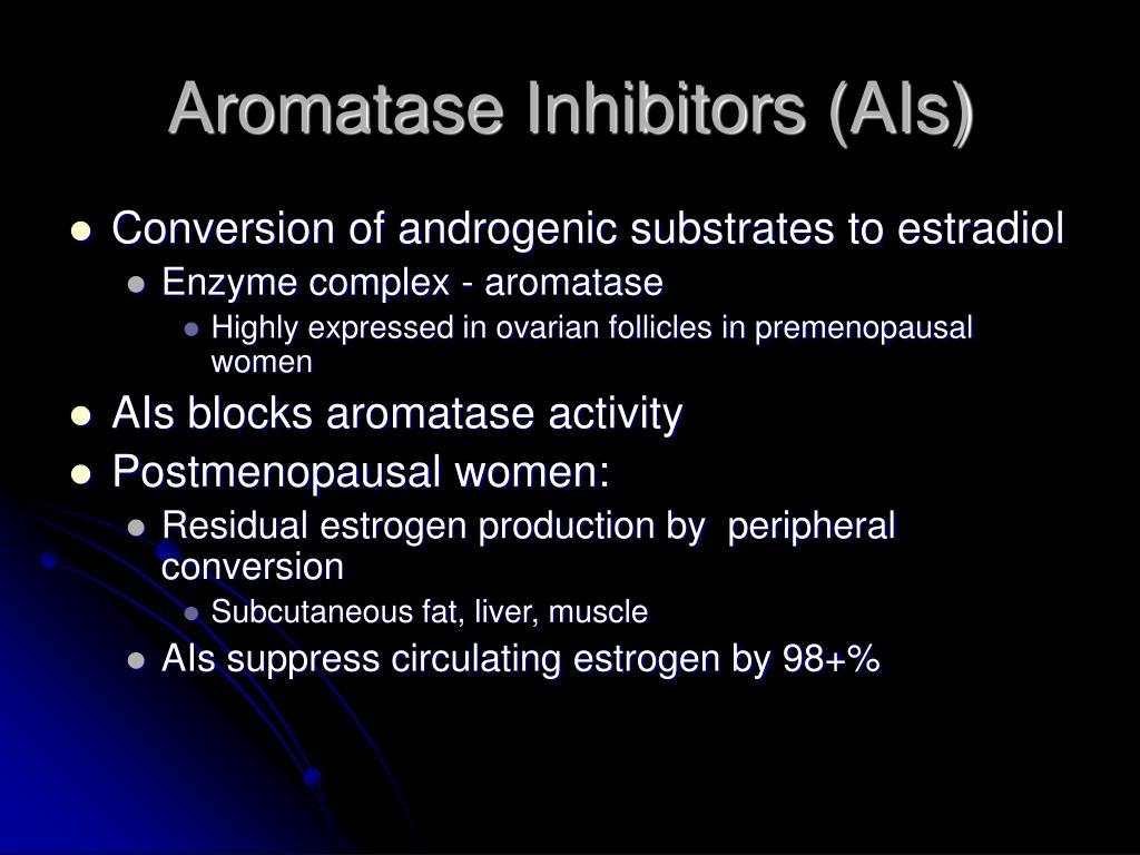 Aromatase Inhibitors (AIs)